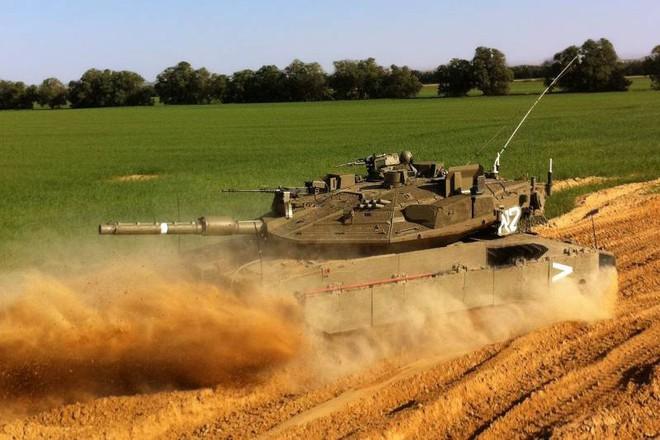 IL-20 rơi: Nga tung T-90MS tử chiến với Merkava-4 Israel - Xung đột giả định, ai thắng? - Ảnh 3.