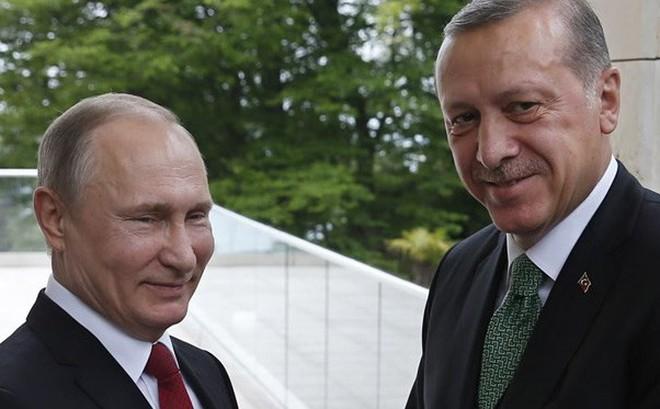 """Thảm kịch IL-20 Nga bị """"giăng bẫy"""" tại Syria: Khốc liệt """"trò chơi vương quyền"""""""