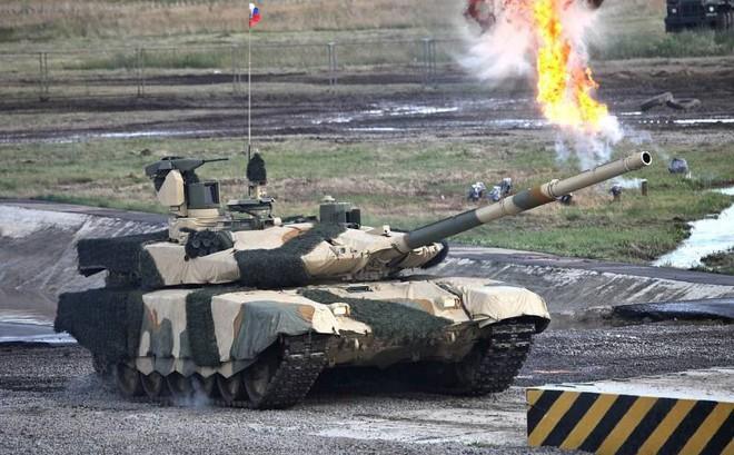 IL-20 rơi: Nga tung T-90MS tử chiến với Merkava-4 Israel - Xung đột giả định, ai thắng?