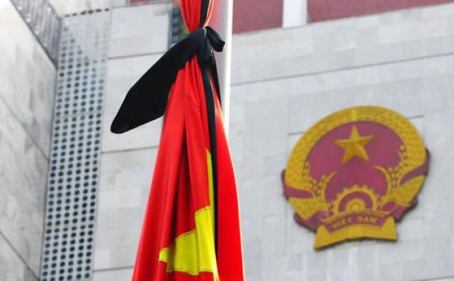 Dự báo thời tiết trong những ngày Quốc tang cố Chủ tịch nước Trần Đại Quang