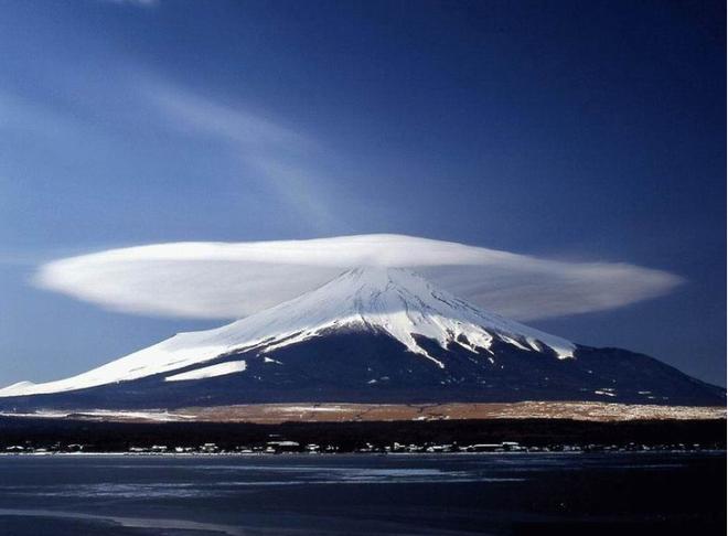 Những đám mây kỳ quặc có thể bạn không tin vào mắt mình - Ảnh 4.
