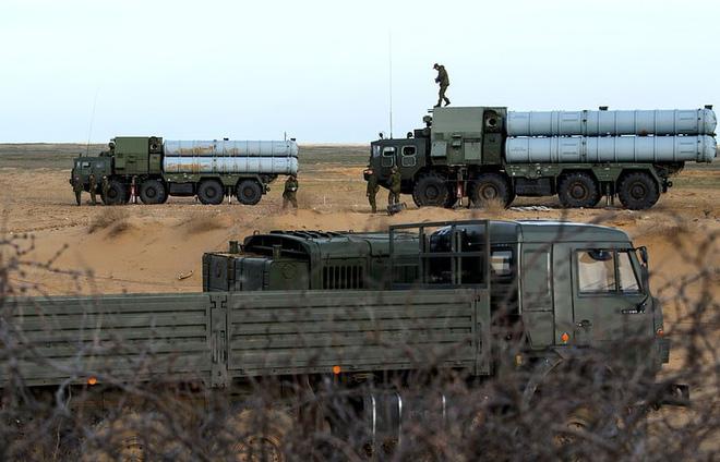 Sát thủ S-300 tham chiến tại Syria: Dại dột xỉa răng Gấu Nga, Israel phải trả giá đắt! - Ảnh 1.