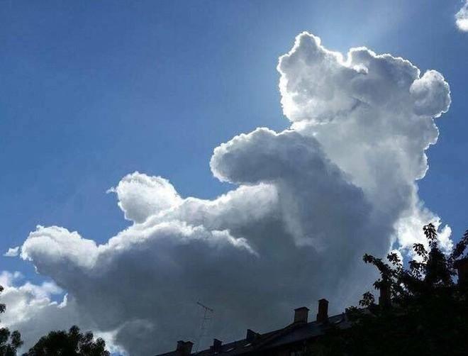 Những đám mây kỳ quặc có thể bạn không tin vào mắt mình - Ảnh 12.