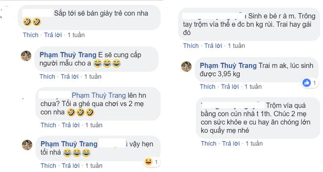 Hoa hậu biển 2016 Thùy Trang âm thầm kết hôn và sinh con ngay khi chưa hết nhiệm kỳ - Ảnh 4.
