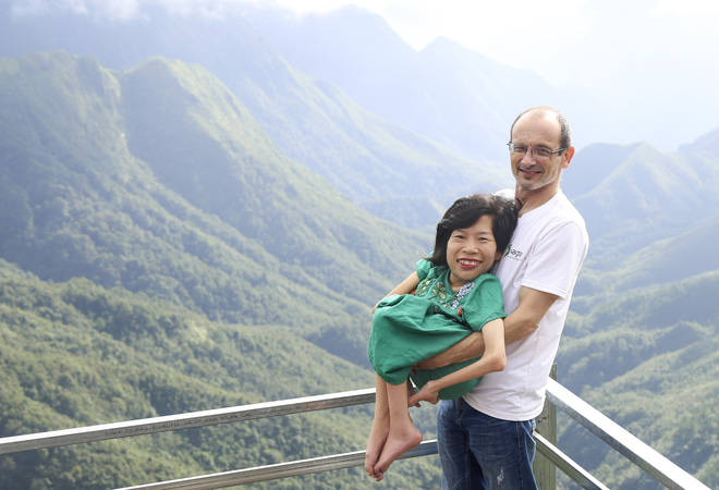 Vì một câu nói, chàng kỹ sư người Úc nghỉ việc sang Việt Nam: Ngã rẽ của định mệnh - Ảnh 3.