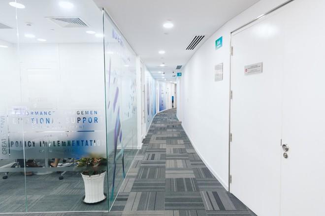 Giải mã những nơi làm việc tốt nhất Việt Nam: Cận cảnh văn phòng tuyệt đẹp của Samsung Việt Nam - Ảnh 3.