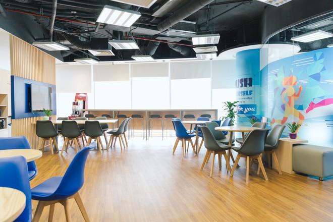 Giải mã những nơi làm việc tốt nhất Việt Nam: Cận cảnh văn phòng tuyệt đẹp của Samsung Việt Nam - Ảnh 9.