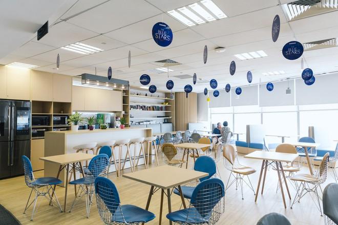 Giải mã những nơi làm việc tốt nhất Việt Nam: Cận cảnh văn phòng tuyệt đẹp của Samsung Việt Nam - Ảnh 10.