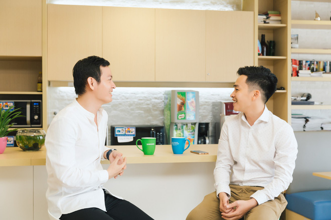 Giải mã những nơi làm việc tốt nhất Việt Nam: Cận cảnh văn phòng tuyệt đẹp của Samsung Việt Nam - Ảnh 12.