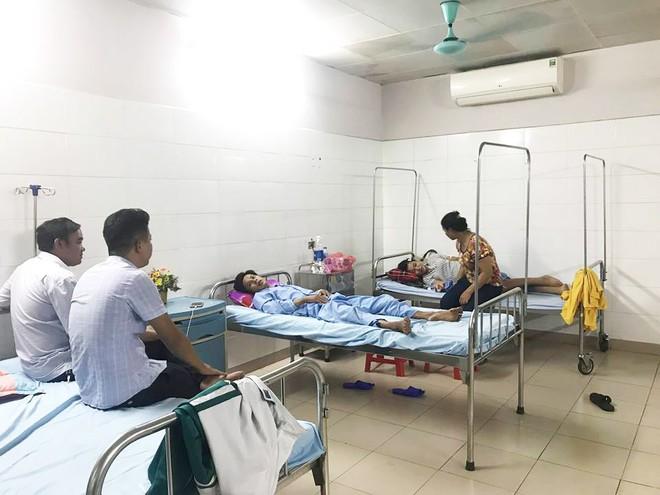 Vụ án 7 người bị chém ở Thái Nguyên: Trả thù vặt vì bị nói vỡ nợ, làm ăn mạt kiếp? - Ảnh 4.