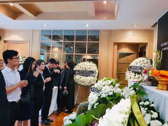 Thủ tướng Thái Lan Prayut Chan-ocha viếng cố Chủ tịch nước Trần Đại Quang - Ảnh 5.