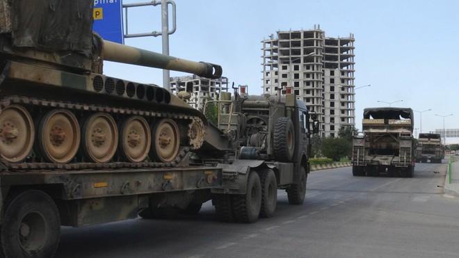 Giải giáp phiến quân để tránh tắm máu ở Idlib - nhiệm vụ bất khả thi với Thổ Nhĩ Kỳ?  - Ảnh 1.
