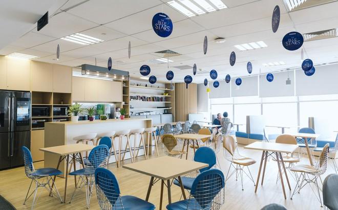 Giải mã những nơi làm việc tốt nhất Việt Nam: Cận cảnh văn phòng tuyệt đẹp của Samsung Việt Nam