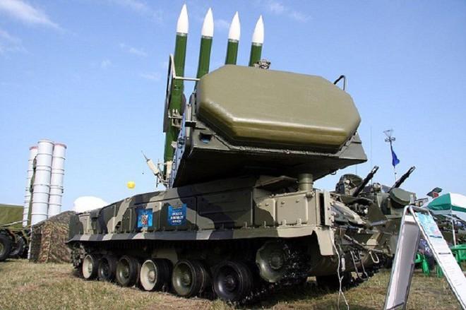 Nga điều thêm một loạt hàng nóng tới Syria hiệp đồng tác chiến cùng S-300 - Ảnh 1.