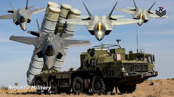Nếu S-300 Syria bẫy, tiêu diệt chỉ 1 tiêm kích  tàng hình F-35 Israel, điều gì sẽ xảy ra? - Ảnh 3.