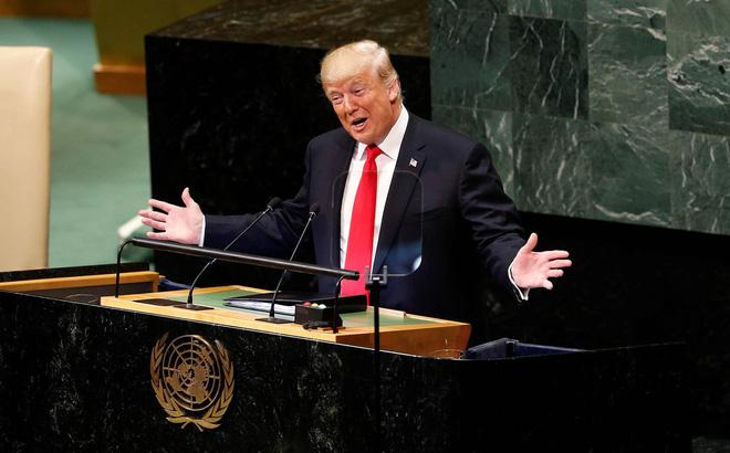 """Báo Mỹ: Tràng cười của các đại biểu """"rõ ràng"""" là để chế nhạo ông Trump"""