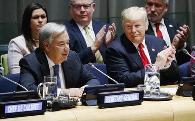 Phiên họp Đại hội đồng LHQ nóng vấn đề căng thẳng thương mại