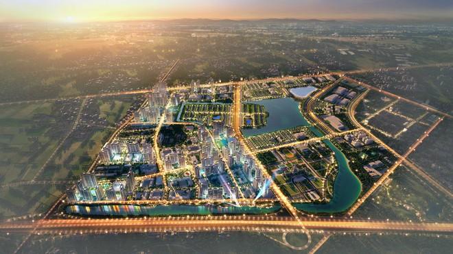 Đại đô thị đẳng cấp như Singapore của Vingroup sắp xuất hiện tại Việt Nam - Ảnh 1.