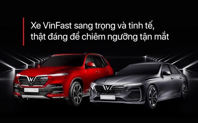 Ô tô của VinFast vươn mình ra địa cầu - Ảnh 4.