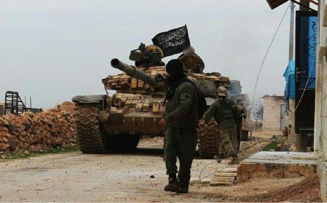 Vừa bắt đầu lập vùng phi quân sự ở Idlib, đội chiến binh thân Thổ Nhĩ Kỳ đã bị IS bắt cóc?