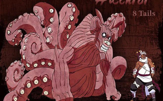 Tất tần tật thông tin về 10 Vĩ thú huyền thoại trong Naruto, mỗi con một vẻ mười phân vẹn mười