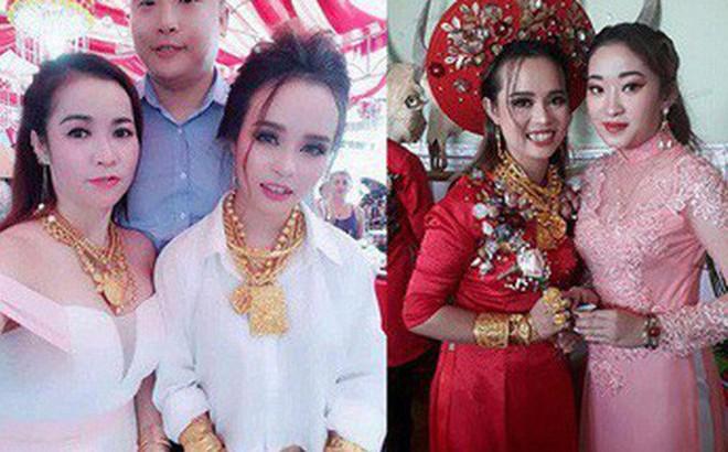 Người thân của cô dâu Hậu Giang chính thức lên tiếng về sự thật việc cháu mình được trao 129 cây vàng làm của hồi môn