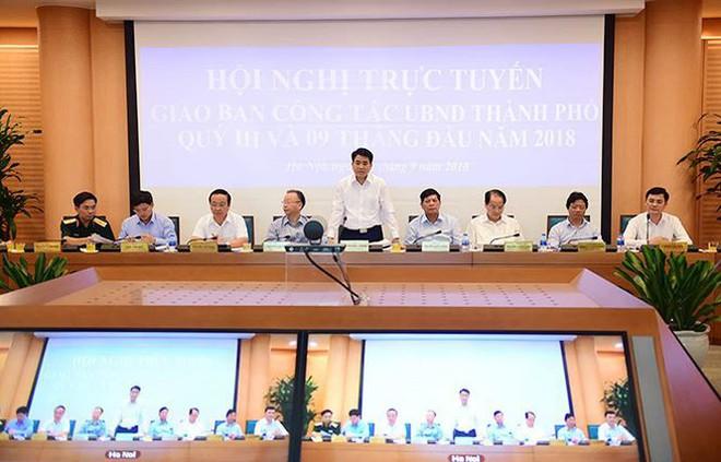 Chủ tịch Hà Nội: Không mặc đồng phục cho trụ sở xã, phường - Ảnh 2.
