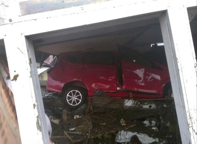 Ảnh: Indonesia tan hoang sau thảm họa động đất, sóng thần - Ảnh 7.