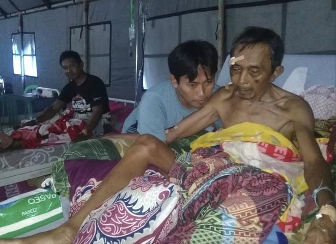 Ảnh: Indonesia tan hoang sau thảm họa động đất, sóng thần - Ảnh 9.