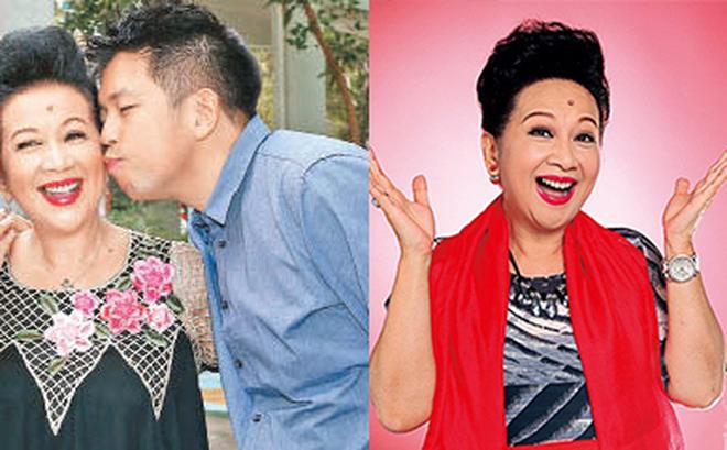 Bà trùm giải trí quyền lực bậc nhất TVB, U70 được tình trẻ đáng tuổi con say mê