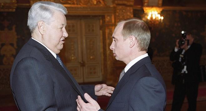 Cựu Tổng thống Nga Yeltsin tiết lộ với người đông cấp Bill Clinton về việc chọn ông Putin  - Ảnh 2.