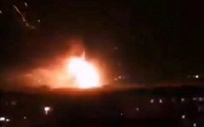 Căn cứ Syria nghi bị tấn công đêm 1/9: Nga dự liệu như thần, nhưng đoán hơi trật thủ phạm?