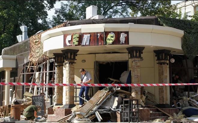 Đông Ukraine trước 'cuộc đổ máu mới' sau vụ ám sát thủ lĩnh Donetsk