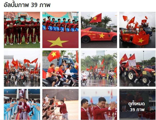 """Báo Thái Lan ca ngợi U23 Việt Nam là """"người hùng"""", tự nhận """"Voi chiến"""" tệ nhất Asiad - Ảnh 4."""