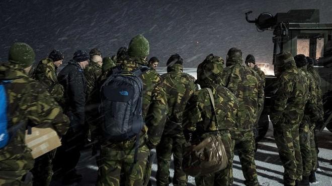 Quân đội Đan Mạch và sự cố siêu xấu hổ - Ảnh 1.