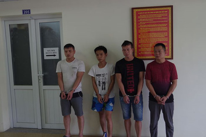 Lật tẩy ổ nhóm trộm cắp người Trung Quốc cạy phá két sắt DN quanh đường quốc lộ - Ảnh 2.