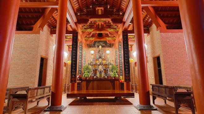 Ảnh: Địa Tạng Phi Lai - ngôi chùa cổ nghìn năm ở Hà Nam - Ảnh 8.