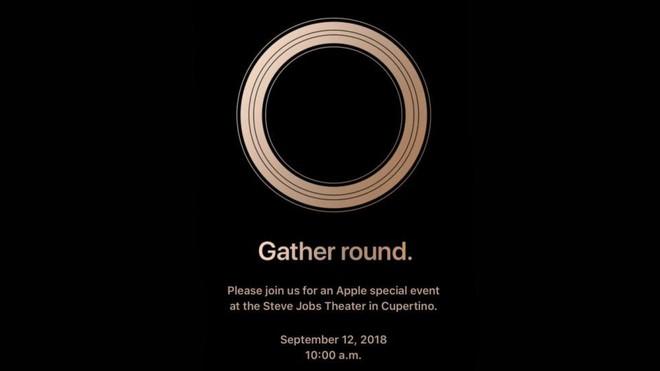3 thông tin quan trọng nhất lúc này về sự kiện ra mắt iPhone 2018 - Ảnh 1.