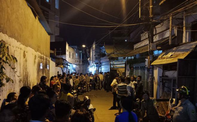 Bắt 2 thanh niên giết người phụ nữ cướp tài sản ở Sài Gòn