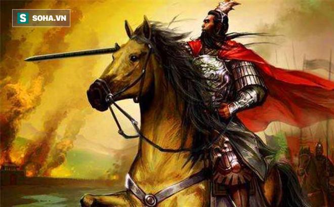 Chiến mã được gọi là 'ngựa thần' bất chấp đau đớn của mình cứu Tào Tháo