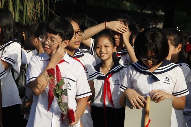 Mùa khai giảng đầu tiên vắng bóng nhà giáo Văn Như Cương của thầy trò Lương Thế Vinh - Ảnh 2.