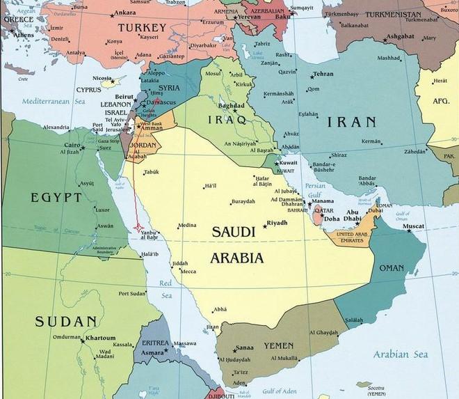 Nga bao vây ngoài khơi Syria, lùa gà bay Tomahawk Mỹ vào tử địa để PK Syria diệt dễ? - Ảnh 3.