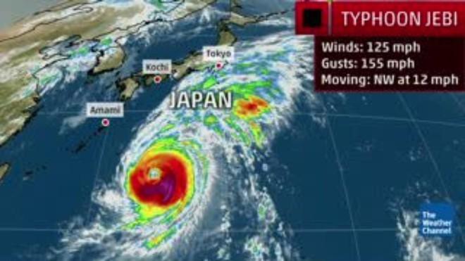 Vì sao siêu bão năm 1993 được lấy làm mốc để so với bão Jebi đang tấn công Nhật Bản? - Ảnh 4.