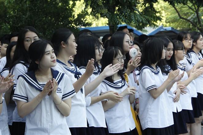 Mùa khai giảng đầu tiên vắng bóng nhà giáo Văn Như Cương của thầy trò Lương Thế Vinh - Ảnh 3.