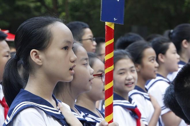 Mùa khai giảng đầu tiên vắng bóng nhà giáo Văn Như Cương của thầy trò Lương Thế Vinh - Ảnh 4.
