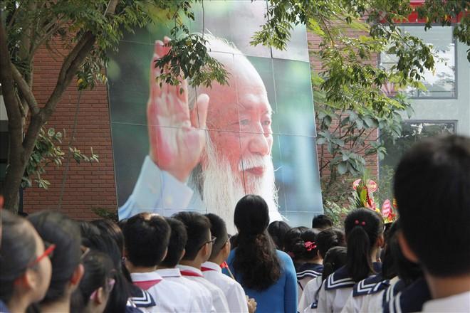 Mùa khai giảng đầu tiên vắng bóng nhà giáo Văn Như Cương của thầy trò Lương Thế Vinh - Ảnh 5.
