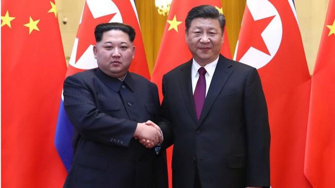 Cử cánh tay phải đến Bình Nhưỡng, ông Tập muốn vừa đề cao Triều Tiên, vừa xoa dịu Mỹ - Ảnh 1.