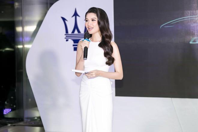Á hậu Thùy Dung: Đi thi Hoa hậu Quốc tế, bật khóc vì bị kỳ thị - Ảnh 7.