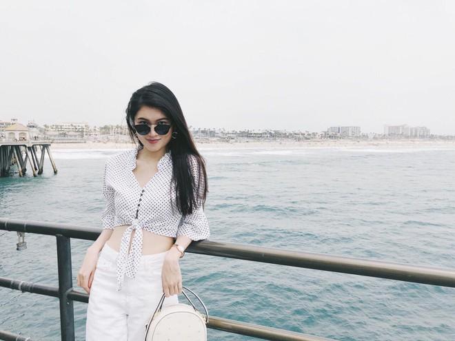 Á hậu Thùy Dung: Đi thi Hoa hậu Quốc tế, bật khóc vì bị kỳ thị - Ảnh 9.