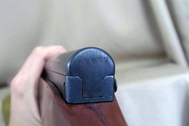Cận cảnh súng trường quân sự CKC do Trung Quốc chế tạo - Ảnh 4.